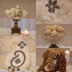 Sofreh aghd bundle . Essential set Haft Seen, Wedding Decorations, Table Decorations, Wedding Ideas, Persian Wedding, Marriage Decoration, Egg Decorating, Tray Decor, Wedding Accessories