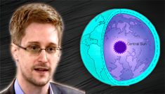 Among the groundbreaking disclosures forwarded by Edward Snowden to humanity, one speaks of the possibility of the inner earth being populated by an advanced civilizationthat had been monitoring us ever since the beginning. By some he's considered a traitor, but some think of him as a hero.