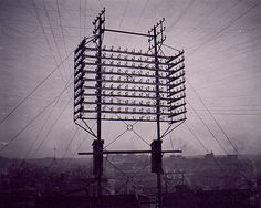 A 19th Century Telephone Network Covered Stockholm in Thousands of Phone Lines telephones Stockholm history