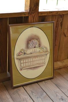 Vintage Framed Print Gary Patterson The Executive by PanchosPorch