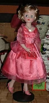 Marie Osmond's Candy Fashion Doll Candy Fashiondolls