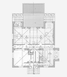 ADOLF LOOS / HAUS STEINER, WIEN / 1910