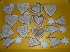 cakes gingerbread