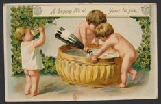 Pantsless and drunk is no way to go through life. Except when it is. Happy new year!