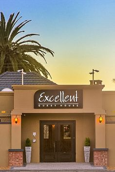 Excellent Guest House 1 Helderberg Street, Chrismar, Bellville +27 (0) 84 474 4444 Email info@excellentguesthouse.co.za   Excellent Guest House Accommodation in Bellville, Cape Town, offers luxury, comfort, style and warmth at affordable prices.  This modern Thatched Guesthouse with a swimming pool offers breakfast and dinner. A shuttle service is available as is free Wi-Fi.  Credit cards accepted  #Belville #accommodation #CapeTown #ExcellentGuestHouse #luxury #aircon #breakfast #travel Comfort Style, Credit Cards, Cape Town, Wi Fi, Swimming Pools, Dinner, Luxury, Street, Breakfast