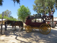 Going back in time in the Port of Echuca.  Photo by Monica Thomas. Victoria Australia, Back In Time, Melbourne Australia, 19th Century, History, Projects, Historia, Blue Prints, History Activities