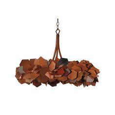 Porta Romana - MCL41-Pheonix Crown Ceiling Light