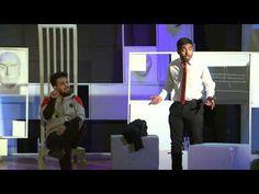 مسرحية الوافد || جامعة الملك عبدالعزيز ||2019 - YouTube