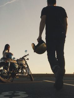 See more of rickpoon's VSCO. See more of rickpoon's VSCO. Couple Moto, Motorcycle Couple, Biker Love, Biker Girl, Blitz Motorcycles, Vintage Motorcycles, Bike Photoshoot, Automobile, Motorcycle Photography