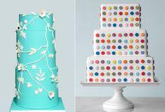 Tarta nupcial  http://www.bodacor.com/blog/el-banquete-de-bodas-ideas-originales/tarta-nupcial-exclusiva-para-cada-pareja