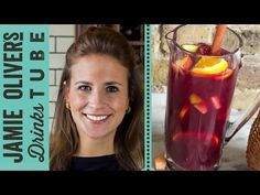 How to make Sangria | Amelia Singer | Jamie Oliver's Drinks Tube - YouTube