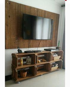 42 best pallet tv stands images in 2019 pallet furniture wooden rh pinterest com