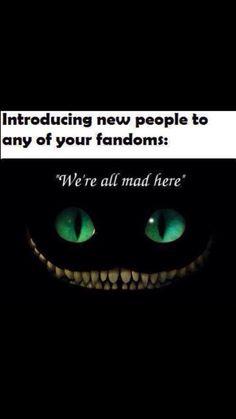 Lol haha funny pics / pictures / SO TRUE!! Alice In Wonderland / FANDOMS