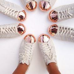 merystache's photo #adidas #metaltoe