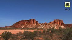 Macdonnell Ranges, Australia: situated in Australia's Northern Territory