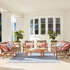 Isola 3 Pc. Sofa Set In Natural Finish | Wicker | Pinterest | Sofa Set,  Pool Houses And Decking
