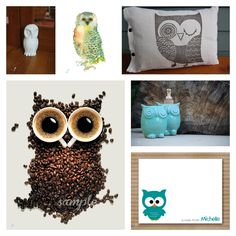 For the Love of Owls | This Handmade Life