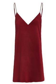 Zillah Slip Dress - Blood Red// INSPIRATION // TUCSON FASHION WEEK #TUCSONFW