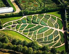 Jardin La Chatonniere, France. More
