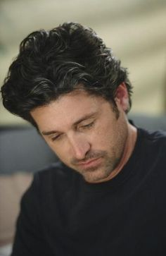 Still of Patrick Dempsey in Greys Anatomy, Yes, I want to run my fingers through that hair. Sullivan Patrick Dempsey, Patrick Dempsey Hair, Eric Dane, Simon Baker, Patrick Demsey, Dr Mcdreamy, Greys Anatomy Derek, Derek Shepherd, Grey Anatomy Quotes