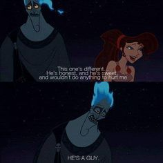 Hades is my favorite character in the movie
