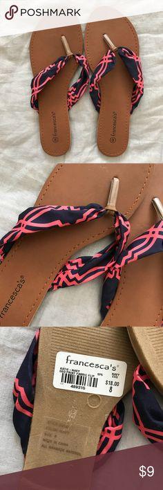 80a915e485a12 Homemade cute fabric flip flops