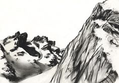 Lynne Chapman - Winnats-Pass-3 | by An Illustrator's Life For Me!