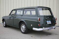 '67 Volvo 122S Amazon Wagon - driver [manual with overdrive, but needs interior work]   eBay