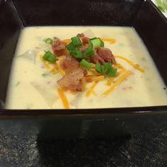 Loaded Potato Soup - CanCooker, Inc.