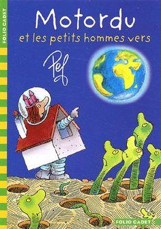 Motordu Et Les Petits Hommes Verts de pef - Livre Neuf Occasion