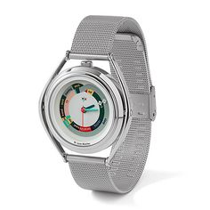 Look what I found at UncommonGoods: the average day watch...
