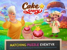 Cake Story-skjermdump