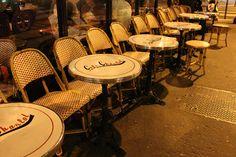 #Paris #France #Love #Cafe