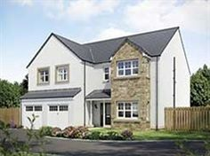 Another superb Charles Church development of stunning 5 and 6 bedroom homes in New Homes For Sale, Scotland, Shed, Outdoor Structures, Mansions, House Styles, Bedroom, Home Decor, Decoration Home