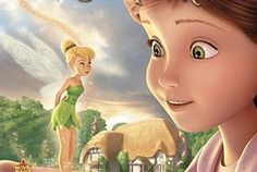 Tinkerbell And The Great Fairy Rescue Characters The great fairy ...