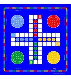 Chińczyk dla dzieci MAXI Games, Gaming, Plays, Game, Toys