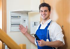 Electrical work is a very complicated task and it is suggested to avoid such self-help here if you are not an electrical expert. Even the smallest mistake can lead you to some short circuit and fire issues. Electrician Work, Commercial Electrician, Electrician Services, Professional Electrician, Electrical Projects, Electrical Installation, Electrical Supplies, Electrical Lineman, Electrical Wiring