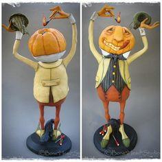 Halloween Light My Fire - pumpkin