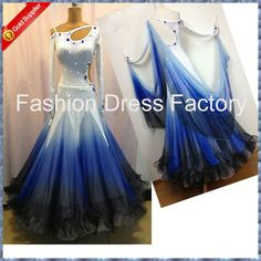 Alibaba ballroom gown ~Something similar for my solo?-sunset colors~