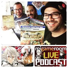 """Resumen del #podcast de hoy con la gran participación de nuestro compadre Héctor """"Cupi"""" Cuadrado. #fireemblem #LoreMaster  #Nintendo #gaming #gamers"""