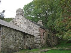 Small Holding at Capel Uchaf