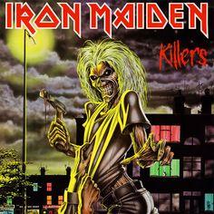 Iron Maiden - Killers - ironmaiden.marjantrajkovski.com #ironmaiden #killers