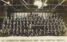 Accrington Drill hall