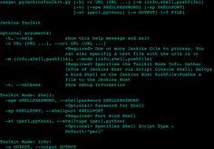 pyJenkinsToolkit is a jenkins penetration test Toolkit. – Security List Network™