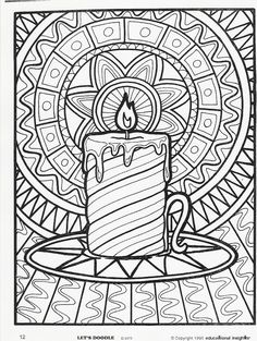 Blast from the Past | Inside Insights - coloring pages for Holidays
