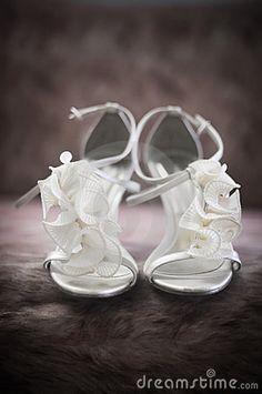 Zapatos nupciales