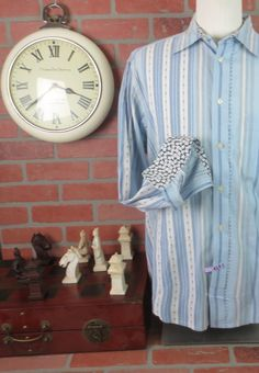 Cool shirts and attire Cool Shirts For Men, Men's Shirts, Cool Designs, Shirt Dress, Cool Stuff, Fabric, Fashion, Tejido, Moda