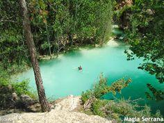 MAGIA SERRANA: LAS CHORRERAS DE ENGUÍDANOS Y VILLORA Places To Travel, Places To Visit, Valencia, Rio, Waterfall, Spain, The Incredibles, Island, World
