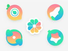 Icon design of MeetYou by zldesign
