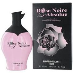 ROSE NOIRE ABSOLUE by Giorgio Valenti (WOMEN)